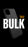 PanzerGlass, Silicone Case Black, iPhone 11 Pro, Bulk