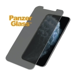 PanzerGlass, iPhone X/Xs/11 Pro, Standard Fit, Privacy
