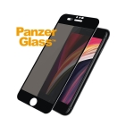 PanzerGlass, iPhone 6/6s/7/8/SE (2020), Case Friendly, CamSlider, Privacy