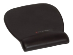3M Precise Mousing Surface with Gel Wrist Rest MW311LE - mouse pad with wrist pillow