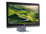 "Acer Chromebase CA24I_Wtb3215U - all-in-one - Celeron 3215U 1.7 GHz - 4 GB - 16 GB - LED 23.8"" - with CfM speaker kit USB 4580mm cable and JABRA SPEAKER (PHS001U) with brown box (44.3HJ04.011)"