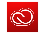 Adobe Creative Cloud for teams - Team Licencing Subscription New (monthly) - 1 device