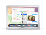 "Apple MacBook Air - 13.3"" - Core i5 - 8 GB RAM - 128 GB flash storage - Danish"