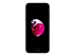 Apple iPhone 7 - black - 4G - 128 GB - GSM - smartphone