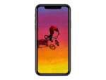 Apple iPhone XR - black - 4G - 128 GB - GSM - smartphone