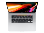 "Apple MacBook Pro with Touch Bar - 16"" - Core i7 - 16 GB RAM - 512 GB SSD - Danish"