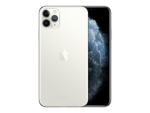 Apple iPhone 11 Pro Max - silver - 4G - 256 GB - GSM - smartphone