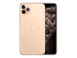 Apple iPhone 11 Pro Max - gold - 4G - 512 GB - GSM - smartphone