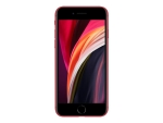 Apple iPhone SE (2nd generation) - (PRODUCT) RED - red - 4G - 64 GB - GSM - smartphone