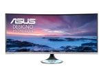 ASUS MX38VC - LED monitor - curved - 37.5""