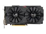 ASUS ROG-STRIX-RX570-O8G-GAMING - OC Edition - graphics card - Radeon RX 570 - 8 GB