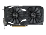 ASUS AREZ-DUAL-RX580-O8G - OC Edition - graphics card - Radeon RX 580 - 8 GB