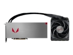 ASUS RXVEGA64-O8G-LIQUID - Water Cooled Edition - graphics card - Radeon RX VEGA 64 - 8 GB