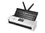 Brother ADS-1700W - document scanner - portable - USB 3.0, Wi-Fi(n), USB 2.0 (Host)