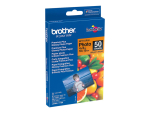 Brother BP - photo paper - 50 sheet(s) - 100 x 150 mm
