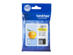 Brother LC3211Y - yellow - original - ink cartridge