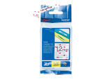 Brother TZe-MPPH31 - laminated tape - 1 roll(s) - Roll (1.2 cm x 4 m)