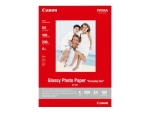 Canon GP-501 - photo paper - 10 sheet(s) - 100 x 150 mm - 170 g/m²
