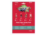 Canon Variety Pack VP-101 - photo paper kit - 20 sheet(s)