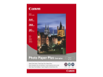 Canon Photo Paper Plus SG-201 - photo paper - 50 sheet(s) - 101.6 x 152.4 mm - 260 g/m²