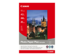Canon Photo Paper Plus SG-201 - photo paper - 20 sheet(s) - A3 - 260 g/m²