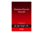 Canon Premium Fine Art Smooth FA-SM1 - photo paper - smooth - 25 sheet(s) - A3 Plus - 310 g/m²