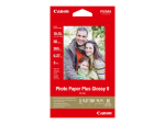 Canon Photo Paper Plus Glossy II PP-201 - photo paper - 50 sheet(s) - 100 x 150 mm - 260 g/m²