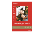 Canon Photo Paper Plus Glossy II PP-201 - photo paper - 20 sheet(s) - A3