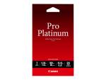 Canon Photo Paper Pro Platinum - photo paper - 20 sheet(s) - 100 x 150 mm - 300 g/m²