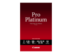 Canon Photo Paper Pro Platinum - photo paper - 10 sheet(s) - A3 Plus - 300 g/m²