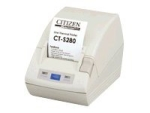Citizen CT-S280 - receipt printer - two-colour (monochrome) - thermal line