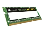 CORSAIR Value Select - DDR3L - module - 4 GB - SO-DIMM 204-pin - unbuffered