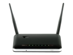 D-Link DWR-116 - wireless router - 802.11b/g/n - desktop