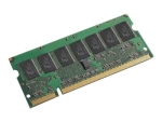 Dell - DDR2 - module - 512 MB - SO-DIMM 144-pin - unbuffered