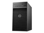 Dell Precision 3640 Tower - MT - Xeon W-1270P 3.8 GHz - vPro - 16 GB - SSD 512 GB