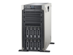 Dell EMC PowerEdge T340 - tower - Xeon E-2234 3.6 GHz - 16 GB - HDD 1 TB