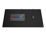 DELTACO Gaming XXL GAM-081 - keyboard and mouse pad