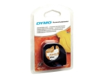 DYMO LetraTAG - iron-on tape - 1 roll(s) - Roll (1.2 cm x 2 m)