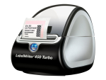 DYMO LabelWriter 450 Turbo - label printer - monochrome - direct thermal
