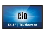 "Elo 5502L - TouchPro PCAP 55"" Class (54.64"" viewable) LED display - Full HD"