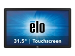 "Elo Interactive Digital Signage Display 3202L Infrared 31.5"" LED display - Full HD"