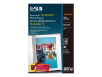 Epson Premium Semigloss Photo Paper - photo paper - 20 sheet(s) - A4