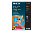 Epson - photo paper - 100 sheet(s) - 102 x 152 mm - 200 g/m²