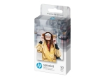 HP ZINK Sticky-Backed Photo Paper - photo paper - 50 sheet(s) - 50 x 76 mm - 290 g/m²