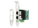 Intel X550-T2 - network adapter - PCIe 3.0 x4 - 10Gb Ethernet x 2