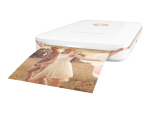 HP Sprocket Plus Photo - printer - colour - zink - with HP ZINK Sticky-Backed Photo Paper (10-sheets)