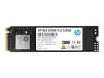 HP EX900 - solid state drive - 120 GB - PCI Express 3.0 x4 (NVMe)