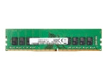 HP - DDR4 - module - 8 GB - DIMM 288-pin - unbuffered