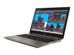 "HP ZBook 15 G5 Mobile Workstation - 15.6"" - Core i7 8750H - 8 GB RAM - 512 GB SSD - Danish"