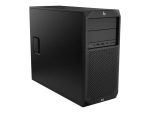 HP Workstation Z2 G4 - MT - Core i7 8700 3.2 GHz - 8 GB - SSD 256 GB